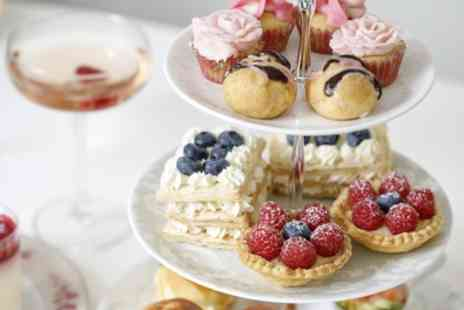 The Chequers Hotel - Afternoon Tea with Prosecco for Two or Four - Save 50%