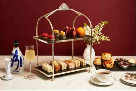 The Harrods Tea Rooms - Chinese New Year Afternoon Tea for Two - Save 0%