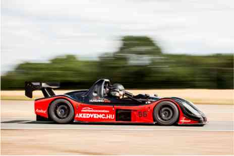 Virgin Experience Days - Radical SR5 Race Car Driving Experience - Save 0%