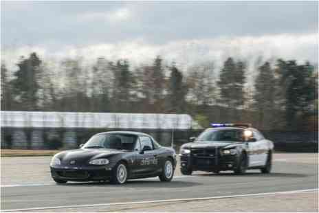 Virgin Experience Days - Mazda MX 5 Police Pursuit Experience - Save 0%