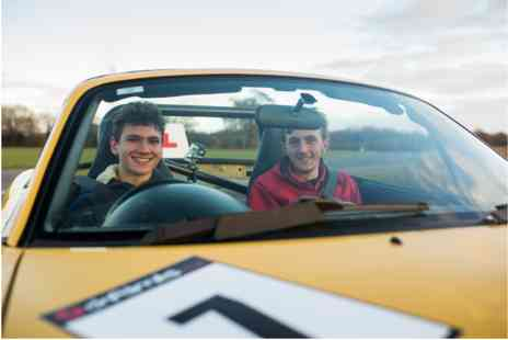 Virgin Experience Days - Under 17s MX 5 Motorsport Academy Drive - Save 0%