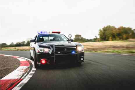 Virgin Experience Days - Dodge Charger Pursuit Hemi V8 Driving Experience -