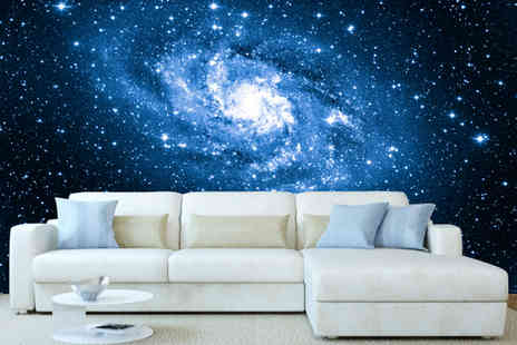 Deco Matters - Space themed wall mural choose your design - Save 79%