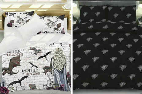 Imperial Beddings - Game of Thrones inspired single duvet set - Save 0%