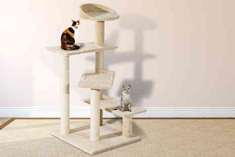 Mhstar - Cat tree scratching post - Save 0%