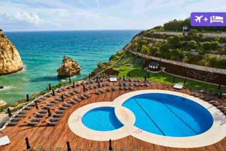 Tivoli Carvoeiro hotel - Five Star Stay in the Standard Double Room Outdoor swimming pool - Save 0%