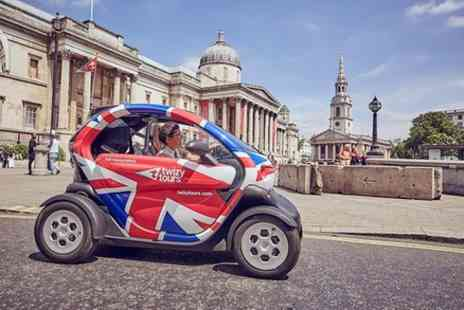 Twizy Tours - Rule Britannia - Save 20%