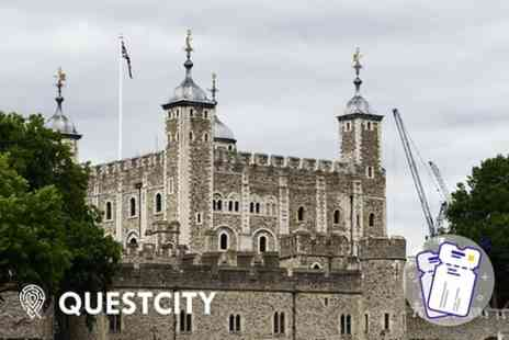 Questcity - Tower of London Plus Self guided tours and Access to 80 Museums - Save 0%