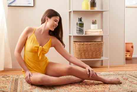 Aesthetics By AM - Six Laser Hair Removal Sessions on Choice of Areas - Save 81%