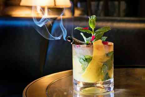 Georges Bar - Glamorous Marcus Wareing bar in London 4 cocktails - Save 53%