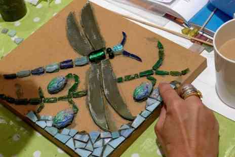 Hannah Griffiths - Mosaic Workshop 1 day - Save 0%