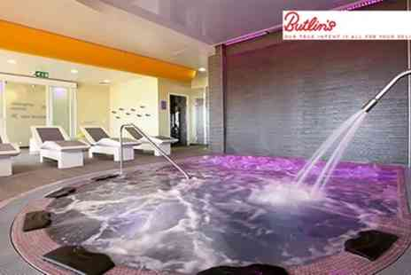 Ocean Spa At Butlins - Two Hour Spa Access with Choice of Two Treatments for One or Two - Save 45%