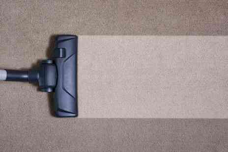 Cleaner Carpets North East - Professional carpet cleaning in two rooms - Save 76%