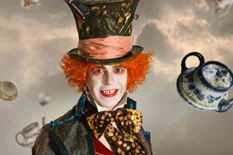 The Rustic Coffee Company - Mad Hatter themed afternoon tea for two - Save 51%
