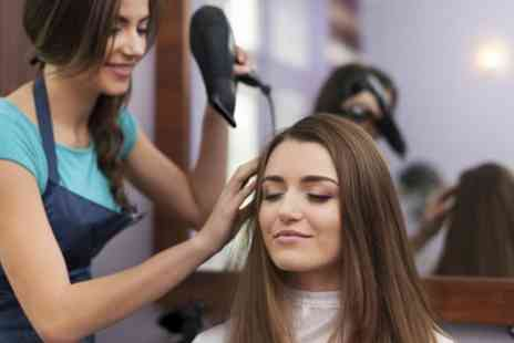 Haus of Hair by Charlene Hawthorne - Wash, Cut and Blow Dry with Optional Keratin Treatment - Save 43%