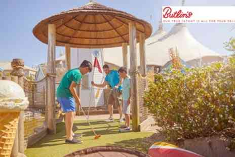 Butlins Bognor Regis - Day Entry to Butlins Amusement Park with Mini Golf Session for Child, Senior or Adult - Save 40%