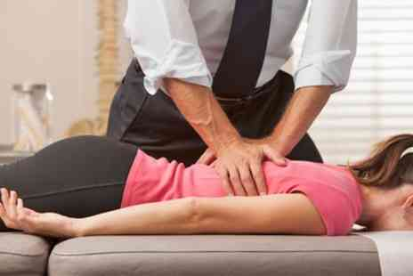 Camden Chiropractic - Chiropractic Consultation with Up to Three Treatments - Save 74%