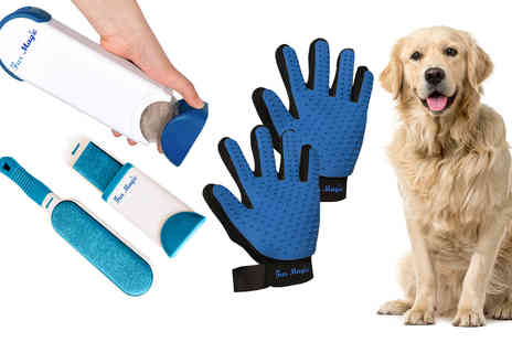 Fur Magic - Fur magic pet hair remover bundle - Save 35%