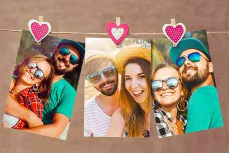 Printerpix - Set of 6 x 4 Inch photo prints Choose from 10 options - Save 0%
