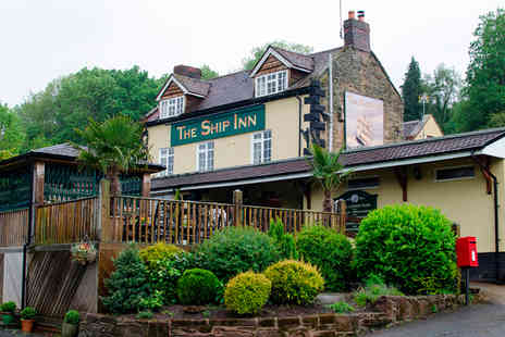 The Ship Inn - Two nights Shropshire break with breakfast for two people - Save 50%