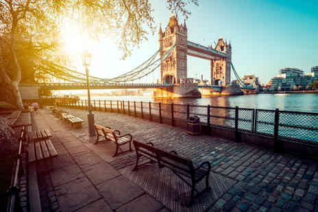 Weekender Breaks - Two nights London break with a River Thames Cruise and return train travel - Save 0%