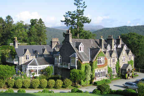 Penmaenuchaf Hall Hotel - Four Star Overnight Snowdonia stay for two with sparkling wine on arrival, breakfast and 12pm late check out - Save 26%