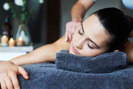 Waterfront Spa & Health Club - Massage, cream tea and bubbly at Kent seaside spa - Save 40%