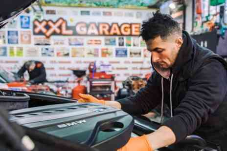 XXL Garage - 54 Point Car Service with Fluid Top Ups - Save 63%