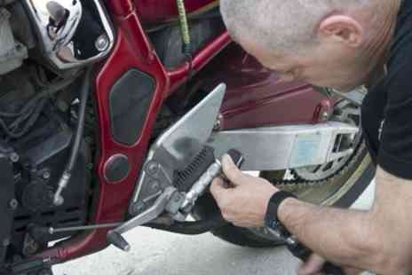 Bravos Motorcycles - MOT Test for Class 1 or 2 Motorcycles - Save 49%