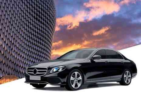 Taxi2Airport - Private Airport Transfer Birmingham International Airport to Birmingham - Save 0%