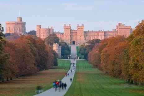 Red Bear Chauffeur Services - Private Chauffeur at your Disposal to and from Windsor Castle - Save 0%