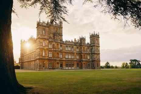 Red Bear Chauffeur Services - Private Chauffeur at your Disposal to and from Highclere Castle or Downton Abbey - Save 0%