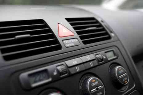 PJE Automotive - Air Conditioning Re Gas and Service - Save 50%