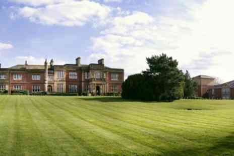 De Vere Cranage estate - Three Course Lunch and Leisure Access for Two or Four - Save 56%