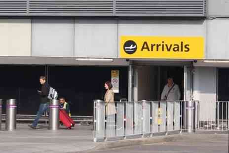 ATN Cars - Heathrow Airport to London Arrival Transfer - Save 5%