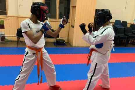 WCKD Institute - Three or Six Karate and MMA Classes for Children and Adults - Save 69%