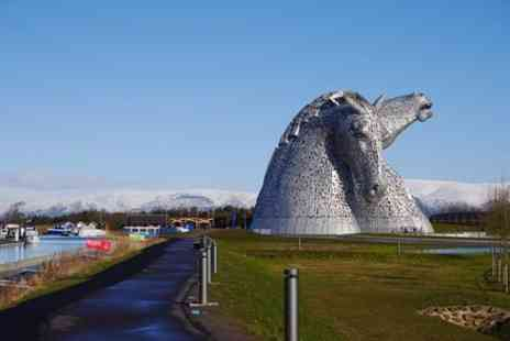 The Kelpies & The Helix - Official Kelpies Tour - Save 0%