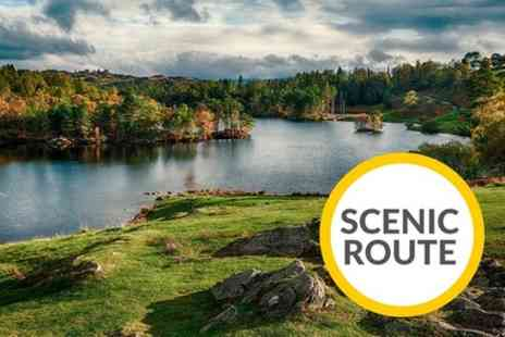 Lakeside Travel Services - Ambleside to Hawkshead Mini Tour Tarn Howes and The Drunken Duck Inn - Save 0%