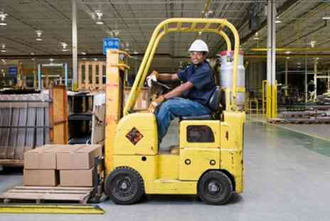 Prospect Forklift Training - Four Days Beginners Forklift Truck Driving Course - Save 60%