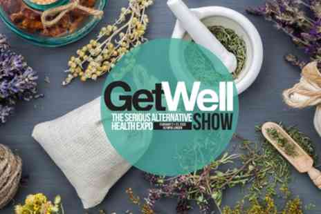 The Get Well Show - One or two day or weekend tickets from 21st To 23rd February - Save 40%