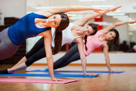 Liberty Wellbeing - Five daytime fitness classes - Save 65%