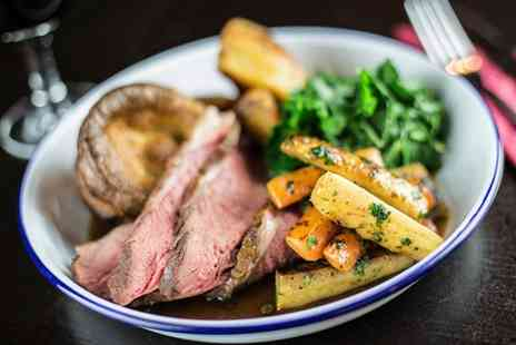 Pitch Bar & Eatery - Sunday sharing board for two people and a bottle of wine - Save 32%