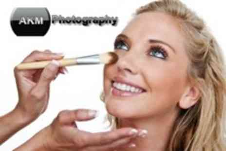 AKM Photography - Three Hour Make Up Course For One - Save 81%