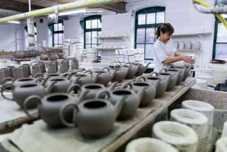 Middleport Pottery - Pottery Factory Tour for Up to Four - Save 24%