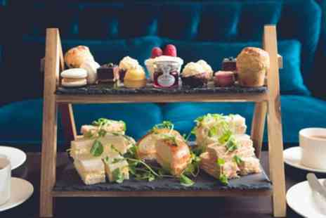 The Townhouse Chester - Afternoon Tea with Optional Prosecco for Two or Four - Save 47%