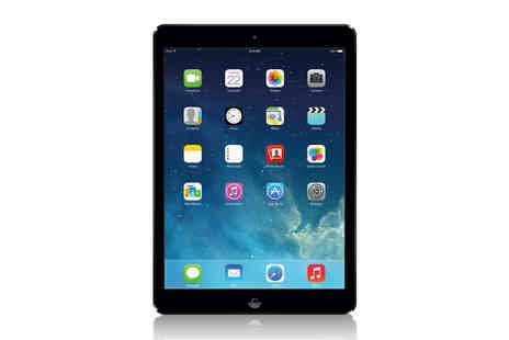 Stock Must Go - Refurbished iPad Air - Save 66%