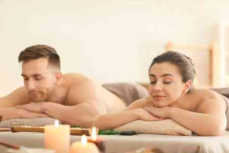 Depilex Health and Beaut - Couples one hour full body massage with aromatherapy oils and a goodie bag - Save 0%