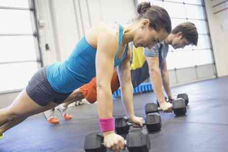 CrossFit ChalkBox Sevenoaks - Four Week Gym Membership - Save 57%
