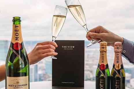 The View from The Shard - Entry to The View From The Shard Level 72 for one person glass of Champagne - Save 38%