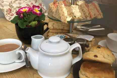 Boxgrove Village Stores and Cafe - Afternoon Tea for Two or Four - Save 26%